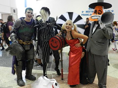 Nightmare before Christmas Harley Quinn (dcnerd) Tags: tampabaycomiccon tampacomiccon comiccon comicconcosplay comiccontampa cosplay cosplaycomiccon cosplaywomen tampabaycomiccon2016 cosplayharleyquinn harleyquinn nightmarebeforechristmas cosplaynightmarebeforechristmas