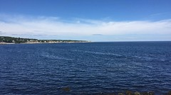 Cape Ann Timelapse (MitchellJONeill) Tags: timelapse movement rotation time lapse water clouds sky fire smoke