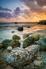 Melasti Beachscape (cokdesmara) Tags: melasti melastibeach ungasan bali indonesia nusantara beach sunset twilight dusk sundown rocky rock landscape seascape beachscape shore photography photoshoot coast ocean sea water outdoor seaside