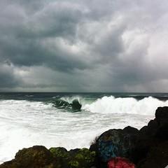 Anglet (mrjcrr) Tags: anglet mer sea plage beach ocean vue landscape paysage horizon wave vague sudouest paysbasque france