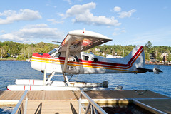Private De Havilland Canada DHC-2 Beaver C-GRHF (jbp274) Tags: greenville greenvilleseaplaneflyin mooseheadlake flyin airplanes seaplane floatplane 52b lake water dehavillandcanada dhc2 beaver