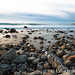 Spiaggia, lunga esposizione effetto seta