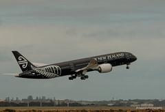 AIR NEWZEALAND 787-9 (jehoggard71) Tags: flying aviation sydney australia airbus boeing jetstar takeoff airnewzealand a330 dreamliner qanats a350 7879