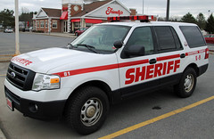 Saratoga County Sheriff's Office Patrol Vehicle (zamboni-man) Tags: county america truck fire office state flag saratoga police upstate american springs valley law hudson plow enforcement sheriff volunteer fleet ems services whelen albnay