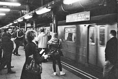 _9A_0442 (Jacky S. Lin) Tags: life leica nyc newyorkcity blackandwhite bw lifestyle ilford streetshot minilux leicaminilux xp2super400