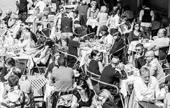 Outdoorsy (viz photo) Tags: milan restaurant expo outdoor milano streetphotography pizza tables pizzeria ristorante tavoli milão expo2015