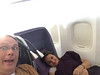 "Business class. Not quite lay-flat <a style=""margin-left:10px; font-size:0.8em;"" href=""http://www.flickr.com/photos/41134504@N00/17157436706/"" target=""_blank"">@flickr</a>"