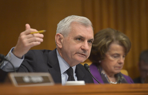Senator Jack Reed of Rhode Island, From FlickrPhotos
