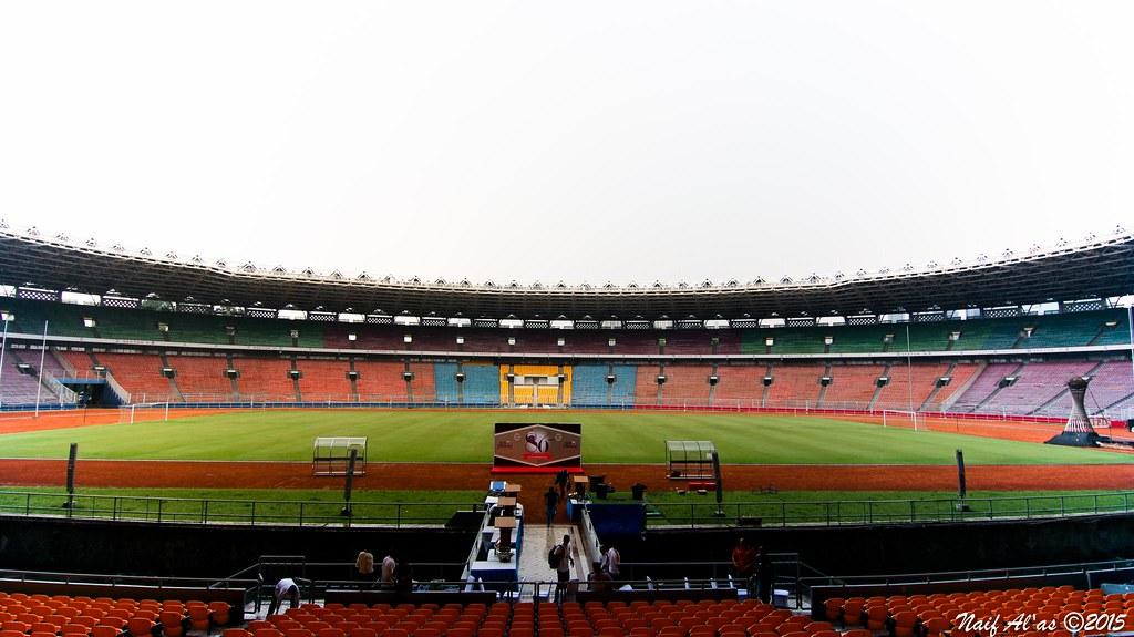 20 stadion terbesar di malaysia