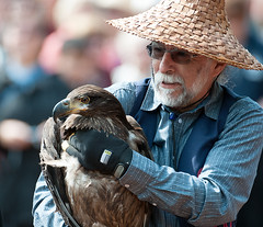 About to Release (Gus Thompson) Tags: wild bird nature eagle vancouverisland