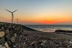 (Digital_trance) Tags:     oyster  seafood ship   ocea sea  sunset sunrise    taiwan  lanscape  nature  windmill   bird bif   star    landscape  clam   cloud   venus  jupiter moon    changhua changhuataiwan