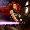 """Gone but not forgotten. On this #MaytheFourth we pay tribute to one of the greatest #StarWars #ExpandedUniverse characters of all time, #MaraJade. _____________________________________ #maythe4th #Legends #TimothyZahn #ThrawnTrilogy #books #jedi #emperors • <a style=""""font-size:0.8em;"""" href=""""https://www.flickr.com/photos/130490382@N06/17371814331/"""" target=""""_blank"""">View on Flickr</a>"""