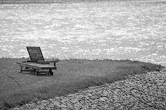 DSC_1178-Edit.jpg (Henri van der Sluis) Tags: monochrome blackwhite rotterdam riverside sunbathing waitingforthesun