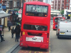 Abellio London 9028 on route 157 Wallington 23/05/15. (Ledlon89) Tags: bus london transport londonbus tfl bsues abelliolondon