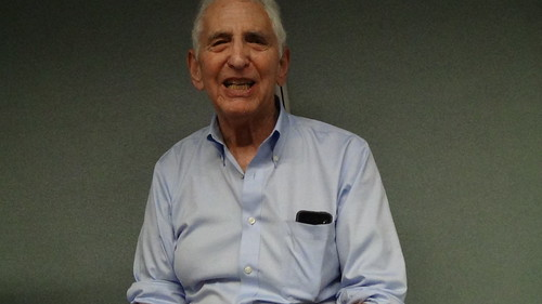 From flickr.com: Daniel Ellsberg {MID-4}