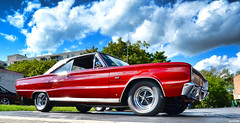 1967 Dodge Coronet R/T (Chad Horwedel) Tags: red classic car illinois dodge lombard coronetrt dodgecoronetrt 1967dodgecoronetrt lombardcruisenights