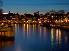Amstel (Gijlmar) Tags: holland netherlands amsterdam night europa europe nederland noite holanda nuit notte hollande avrupa amsterdo hollanda pasesbajos  amsterd nederlnderna pasesbaixos     nizozemsko