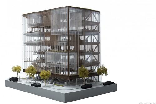 Проект штаб-квартиры Uber