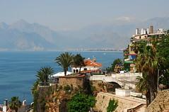 Antalya (petrk747) Tags: voyage travel sea cliff mountains travelling monument nature beauty rock turkey resort antalya memory reef seaport mediterraneansea turism mediterraneancoast taurusmountains saariysqualitypictures