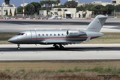 9H-VFF LMML 03-05-2016 (Burmarrad (Mark) Camenzuli) Tags: cn aircraft airline registration challenger 604 bombardier 5977 cl6002b16 lmml vistajet 9hvff 03052016