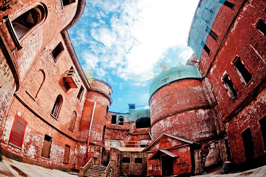 Pháo đài Alexander