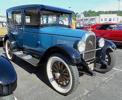 1927 Willys Overland Whippet (splattergraphics) Tags: whippet carshow willys overland 1927 huntvalleymd huntvalleytownecentre huntvalleyhorsepower