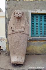 Lid of a sarcophagus (konde) Tags: ancient egypt sarcophagus archaeological tanis thirdintermediateperiod