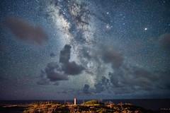 Miyakojima (Jeffrey Miyamoto) Tags: ocean summer beach japan night way stars island seaside galaxy okinawa nightsky miyakojima milky milkyway