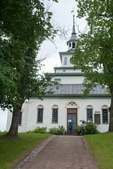 Teijo Church, Salo, Finland (SpottingHistory.com) Tags: church salo teijo