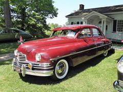 1949 Packard Deluxe Eight 4dr Sedan (JCarnutz) Tags: deluxe 1949 packard greenfieldvillage motormuster