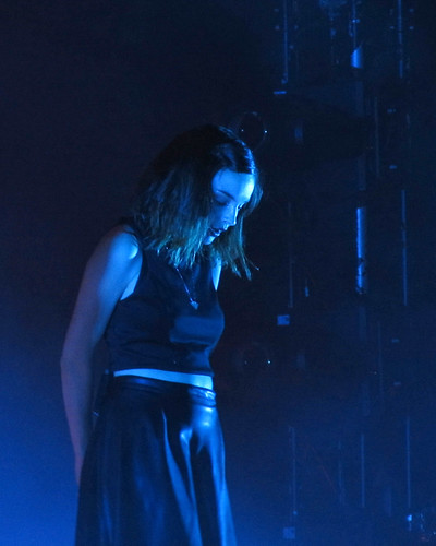 Lauren Mayberry (Chvrches)