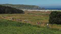 Praia de Rostro (Roteiros galegos) Tags: landscape paisaje galicia paisaxe fisterra sendeirismo sardieiro praiaderostro