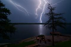 EchoLake _2016_07_20_21-39-52_DSC_2930_LindsayBerger2016 (Bergersoft) Tags: lightning thunderstorm night manitoba canada whiteshell outdoors nature weather