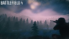 sniper time (isakrags) Tags: trees mountain mountains tree water rain fog sniper battlefield recon bf4 battlefield4 isakrags