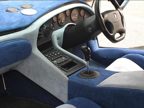 Lamborghini Diablo SV 1998 года выпуска