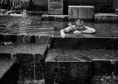 Cooling Off (Rich McPeek) Tags: street usa photography us pittsburgh pennsylvania streetphotography streetphoto socialdocumentary