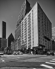 1st Avenue (63) at 52nd Street (shooting all the buildings in Manhattan) Tags: nyc newyorkcity ny newyork architecture us manhattan july 1stavenue 2016 cornerbuilding
