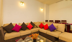 Living Area (T and V Boutique Apartments) Tags: vacation court hospital apartment budget central rental sri lanka national ceylon accommodation spa colombo groups fully hedges serviced hayleys odel asiri