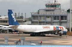 Beta Cargo - PP-BRR (Aviacaobrasil) Tags: betacargo boeing707 fernandovalduga
