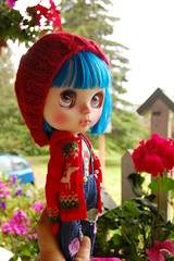 DSC_0025 (Lindy Dolldreams) Tags: blythedoll doll girl sweetcrate blue sparkyspark jiajiadoll bluebird