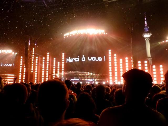 Indochine - Black City Tour - Stade de France, Paris (2014)