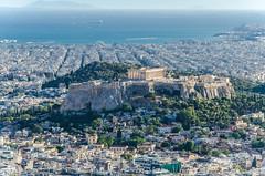 Acropoli (mAlexandros) Tags: atene citt geo grecia panorami nikon greece athens attiki attica beautiful best ellade ellada ellas
