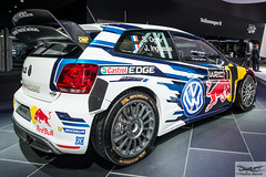 Volkswagen Polo R WRC (886498) (Thomas Becker) Tags: volkswagen vw polo r wrc iaa2015 iaa 2015 66 internationale automobilausstellung ausstellung motor show mobilitt verbindet frankfurt hessen deutschland germany messe fair exhibition automobil automobile car voiture bil auto fahrzeug vehicle  c copyright thomas becker aviationphoto nikon d800 fx nikkor 2470 f28 geotagged geo:lat=50112013 geo:lon=8643569