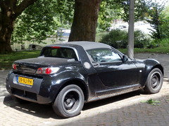 Smart Roadster 2003 nr2052 (a.k.a. Ardy) Tags: 39njph softtop