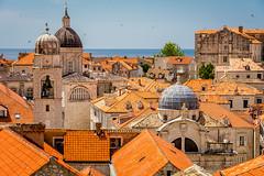 Dubrovnik Rooftops (fiona couser) Tags: dubrovnik croatia