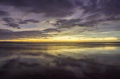 Reflection of Sky (Pabitra Samadder) Tags: reflection sunset inani beach coxsbazar landscape bangladesh