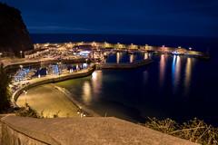 Lastres, Asturias, Espaa (David Braa) Tags: lastres asturias espaa nocturna noche puerto pesquero muelle samsung nx3000 costa