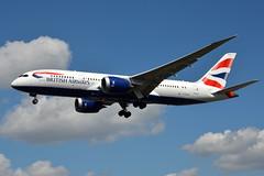 British Airways G-ZBJG (Howard_Pulling) Tags: ba 787 7879