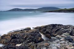 Horgabost | Isle of Harris, Scotland (w.mekwi photography [here & there]) Tags: silky westernisles horgabost scotland longexposure landscape water isleofharris outdoors wmekwiphotography hills uk nikond800 rocks