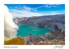 Kawa Ijen Java (Alexandre Bs) Tags: volcan kawa ijen java bali vacances montagne 2016 magnifique nature indonesia canon 7d